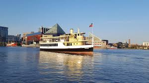 cruises on the bay by watermark tours in annapolis baltimore