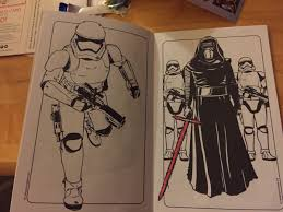 star wars coloring books bought a star wars coloring book whats the fckiing point imgur