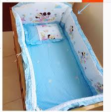 Discount Baby Crib Bedding Sets Baby Crib Bedding Set Mikey Minnie Mouse Bedding Set 100 Cotton
