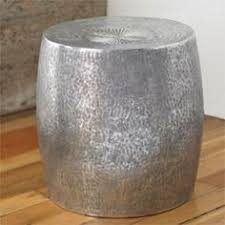 Drum Side Table Find It At The Foundary Gourd Side Table 169 Banquettes