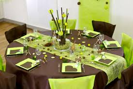 table mariage quelle déco de table pour mon mariage côté maison