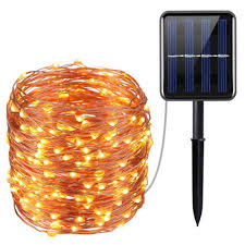 starry string lights oria solar powered string lights led fairy starry strin waterproof