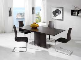 modern wood dining room table best 25 contemporary dining table