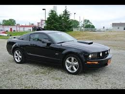 mustangs for sale in ohio 2008 ford mustang gt premium coupe for sale dayton troy piqua