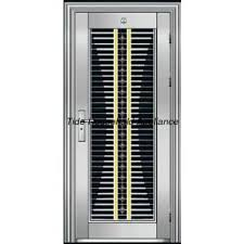 Door Grill Design Stainless Steel Door Design Stainless Steel Door With Grill Design