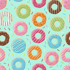 donut wrapping paper free doughnut digital paper multi color pack free pretty things