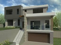 Sloping House Plans Creative Solutions For Building On Sloping Blocks Daily Telegraph