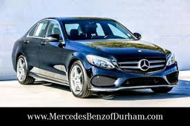 mercedes of raleigh durham used mercedes c class for sale in raleigh nc edmunds