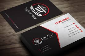 lawyer business cards templates lawyer business card template