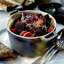 cuisiner un lievre civet de lièvre aux morilles et aux pescaillous de blé noir