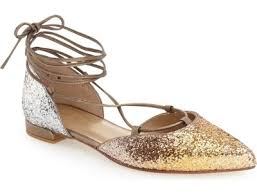 wedding shoes chagne the wore flats shoes you can wear again after the wedding