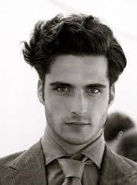 best hairstyle for men with wavy hair top men haircuts