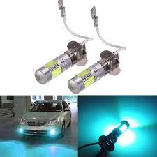 xenon arc l supplier 2x ice blue h3 7 5w 5 cob smd 5730 car xenon led fog driving drl