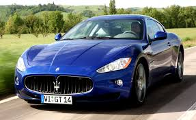 maserati chrome blue 2009 maserati granturismo s auto u2013 review u2013 car and driver