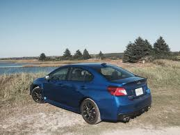 blue subaru wrx 2016 subaru wrx review u2013 never ceases to be what it is gcbc