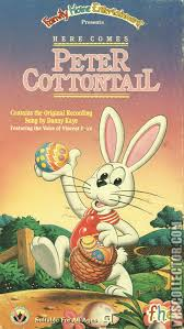 peter cottontail vhscollector analog