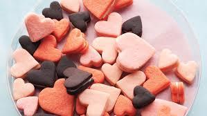 chocolate heart candy chocolate heart sandwich cookies