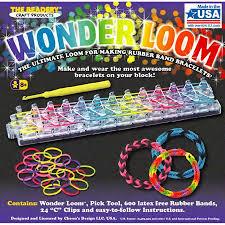 bracelet maker with rubber bands images Wonder loom kit jpeg