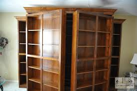 Build Your Own Bookcase Wall Murphy Wall Beds Lift U0026 Stor Beds