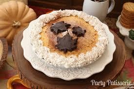 thanksgiving dessert cold creamery
