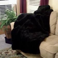 Faux Fur Bed Throw Fur Blankets And Throws Decorative Throw Blankets The