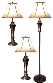 Traditional Bedroom Lamps - floor and table lamp sets with bedroom lamps set of 2 black 7 z