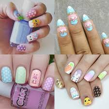 Easter Nail Designs The Best Easter Nail Art Ideas Photo 1