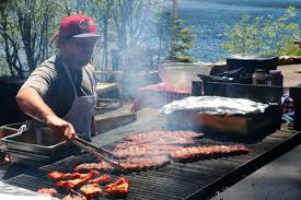 Outdoor Barbecue Dining Archives