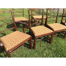antique chippendale mahogany chairs aptdeco
