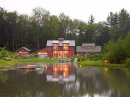 vermont farmhouse living the dream at interlude farm londonderry vermont