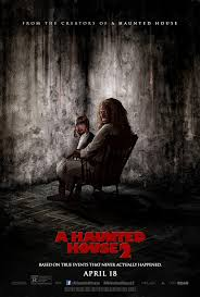 a haunted house 2 u0027 poster spoofs u0027the conjuring u0027 again bloody