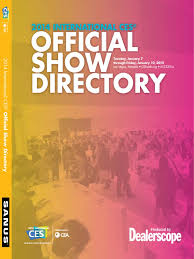 2014 international ces official show directory international