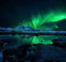 Pictures Of Northern Lights Northern Lights Iphone Wallpaper Wallpapersafari