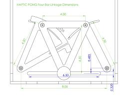 linkage design design innovation mechanical design 101 inside four