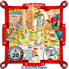 dr seuss party supplies dr seuss party supplies kids party store