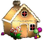 christmas house clipart animated christmas houses