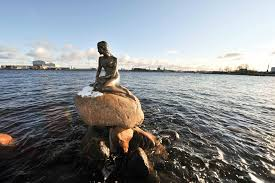 culture daily post 9 18 2013 the little mermaid statue