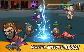 battleheart apk pocket heroes android apps on play