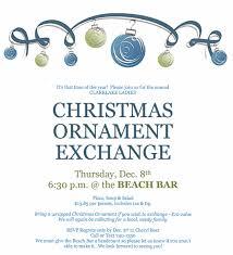 christmas ornament exchange 2016