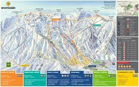 Mountain Map Snowbasin Resort U0027s Trail Map Snowbasin