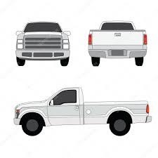 Old Ford Truck Vector - pickup truck stock vectors royalty free pickup truck
