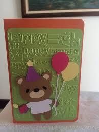 248 best cricut kid u0027s cards images on pinterest cards birthday