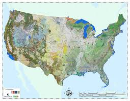 map us image terrestrial ecological systems of the united states natureserve