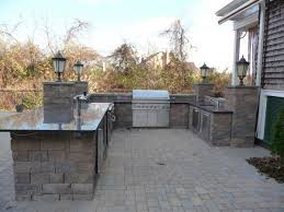 outdoor kitchen islands complex outdoor kitchen island cover