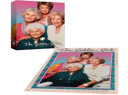 the u0027golden girls u0027 jigsaw puzzle is now available on amazon