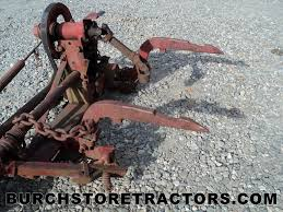 2 point fast hitch sickle bar mower for ih farmall super c 200