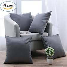 Decorative Pillows For Sofa by Couch Pillow Sets Amazon Com