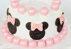 minnie mouse cake minnie mouse cake sprinkle some