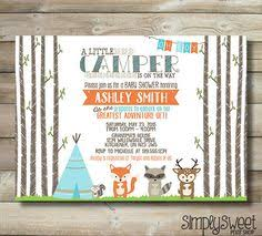 spring baby shower invitation moose baby by afterfebruary