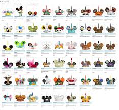 ear hat ornaments us disney store product listing 2013 07 08